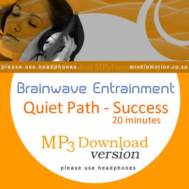 Quiet Path to Success - binaural