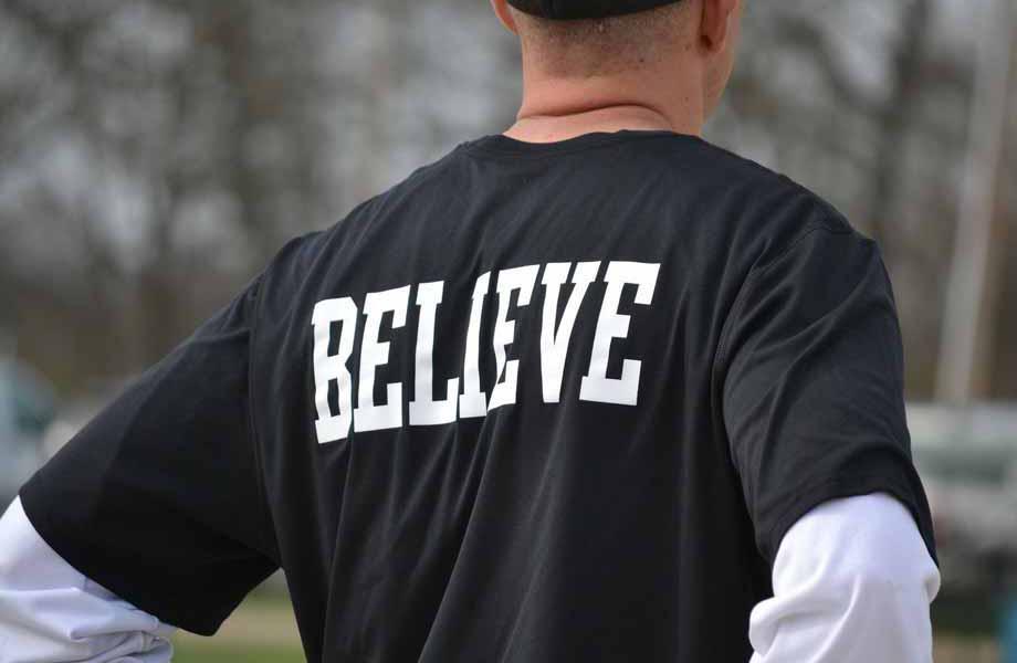 NLP - Believe change is possible